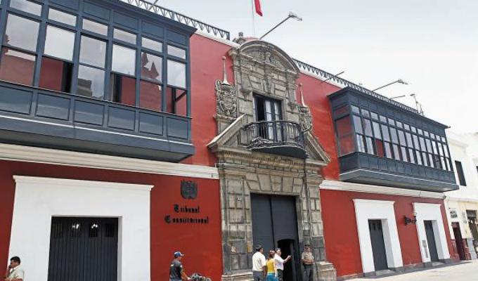 Tribunal Constitucional tendrá 30 días hábiles para responder demanda de Ejecutivo