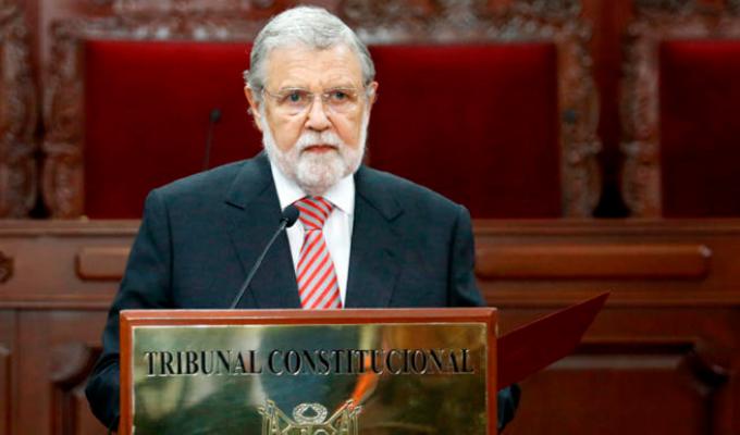 Blume: Comisión Especial de la JNJ cumplió ley para elección de miembros
