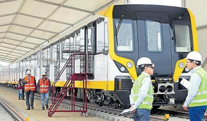 Línea 2 del metro se aplaza hasta el 2024