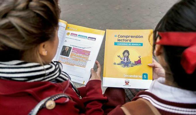 Congresistas se pronuncian tras retiro de textos escolares por parte del Minedu
