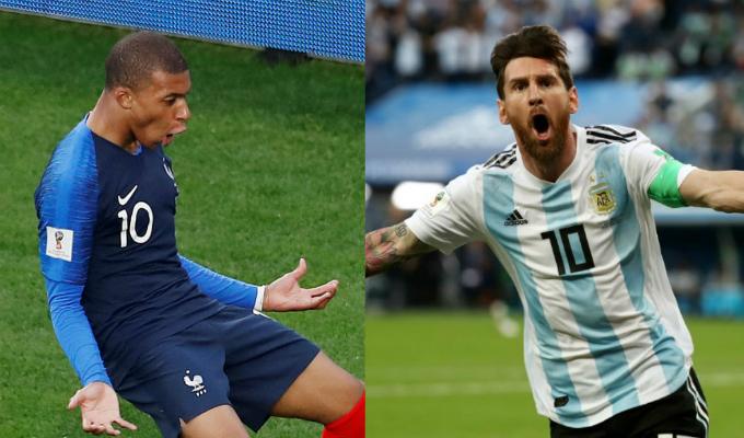Argentina se queda sin Mundial tras perder 4 - 3 frente a Francia
