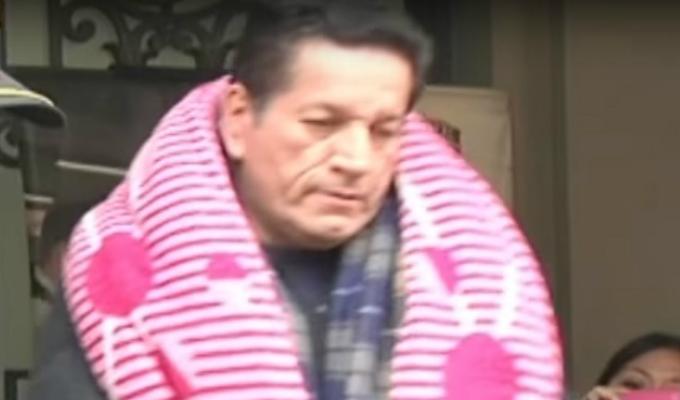 Docente acusado de intento de violación fue trasladado a penal de Lurigancho