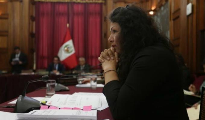 Congresistas y hasta el Ejecutivo en desacuerdo por incorporación de Yesenia Ponce a bancada PpK