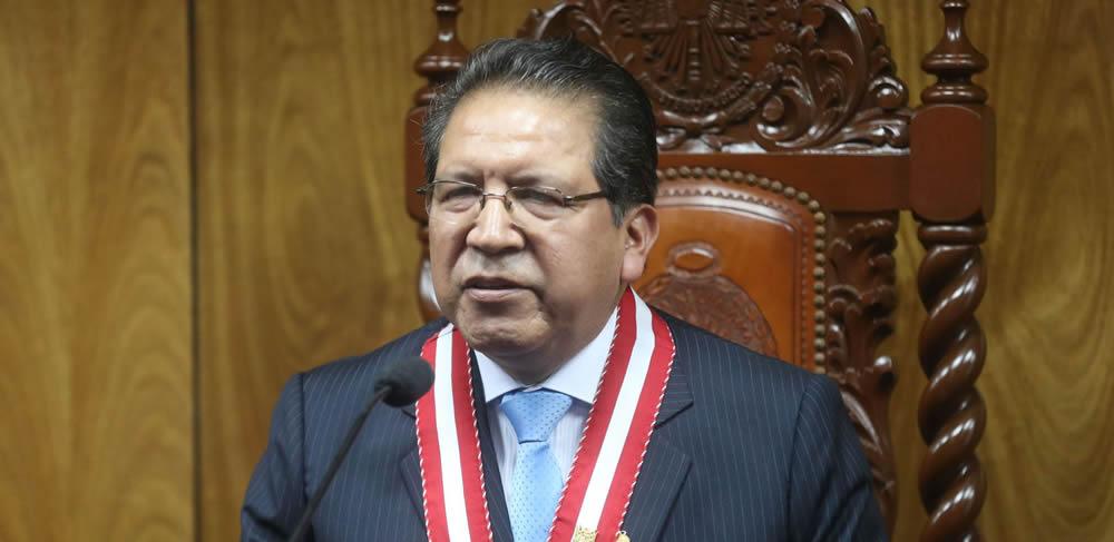 Fiscal Sánchez: No hay quiebre en colaboración sobre Caso Odebrecht
