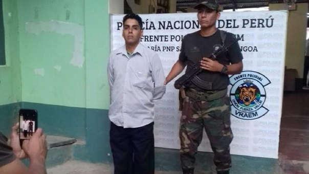 Fiscalía de la Nación solicita detención judicial contra líder de secta peruana