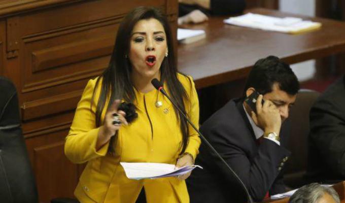 Congresista Aramayo sugiere acción inconstitucional contra Pablo Sánchez