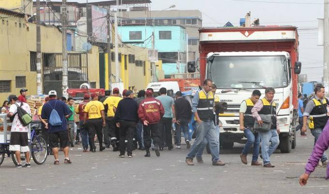 San Luis:  El mercado de frutas que usted no conoce