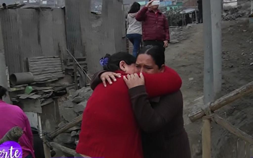 VIDEO: Hermanas dejan atrás los rencores y se reencuentran después de 16 años