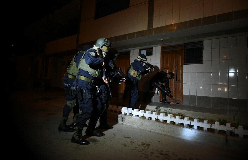 Piura: desarticulan organización criminal 'Los Paisas de Talara'
