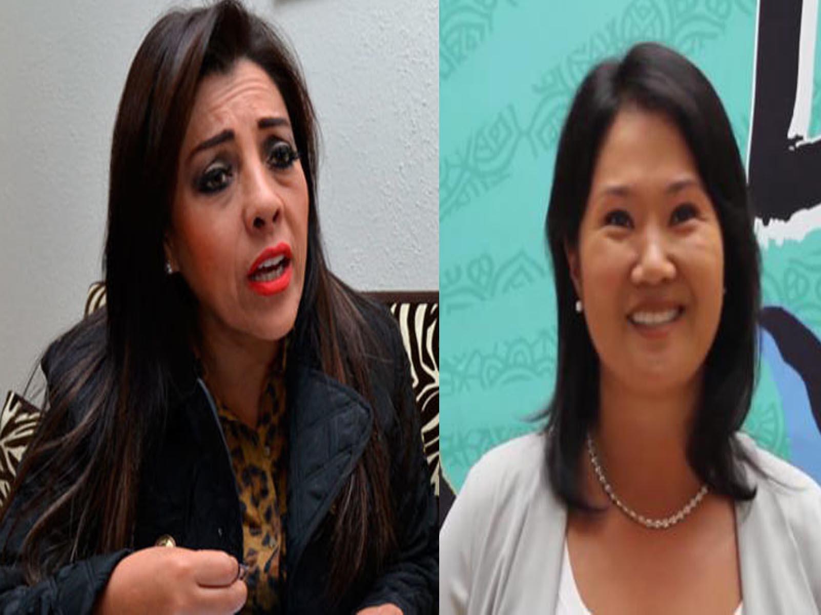 """FP se pronuncia tras afirmación de Aramayo sobre Keiko y la """"señora K"""""""
