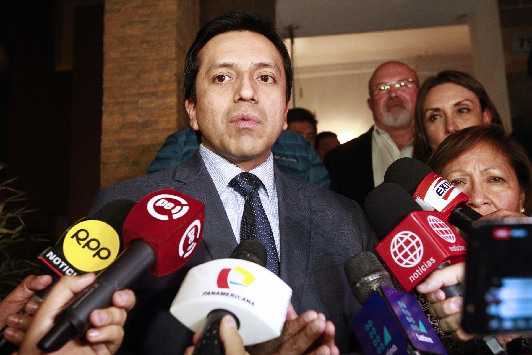 Congresista Violeta: Pleno para destitución del CNM se ajusta a derecho