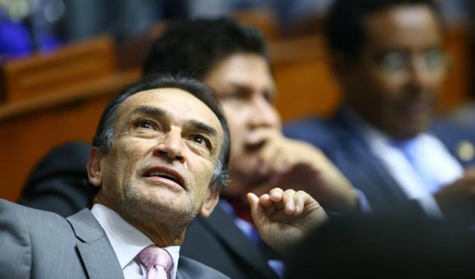 Héctor Becerril podría ser desaforado del Congreso