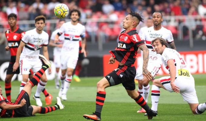 Brasileirao 2018: Sao Paulo venció 1-0 a Flamengo