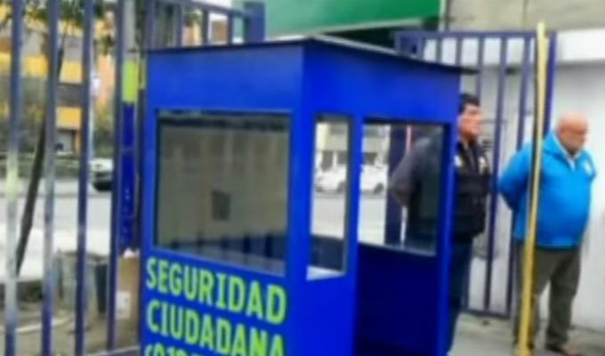 El Agustino: pese a inseguridad encuentran caseta abandonada de serenazgo