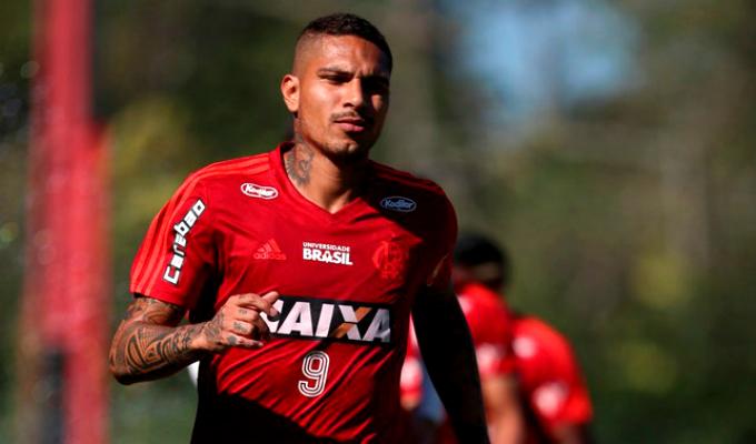 Flamengo venció 4-1 a Sport Recife y sigue líder del Brasileirao