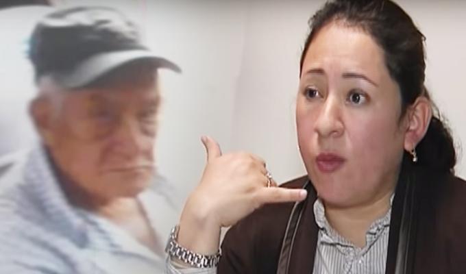 Chofer y terramoza de empresa Civa dan señales sobre el paradero de anciano desaparecido