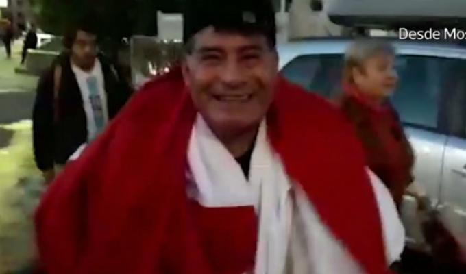 Hincha peruano se encuentra desaparecido en Rusia tras finalizar el Mundial