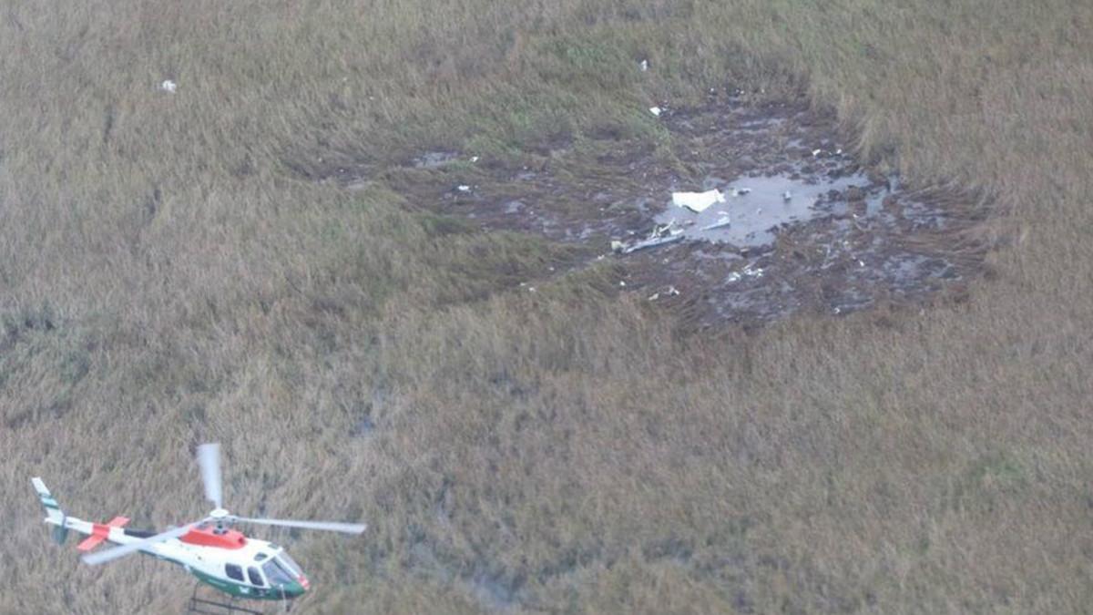 Tragedia en Paraguay: ministro y viceministro mueren en accidente aéreo