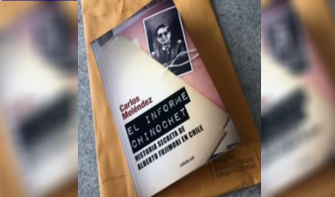 Carlos Meléndez revela detalles poco conocidos del expresidente Fujimori en su nuevo libro