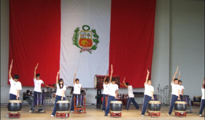 Así festejaron las Fiestas Patrias los peruanos en el extranjero