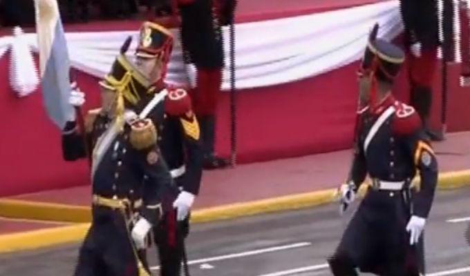 Gran Parada Militar: Estas fueron las delegaciones extranjeras que marcharon