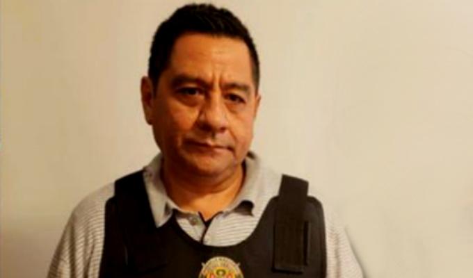 José Luis Cavassa: exfuncionario de la ONPE es trasladado a sede de la Dircote