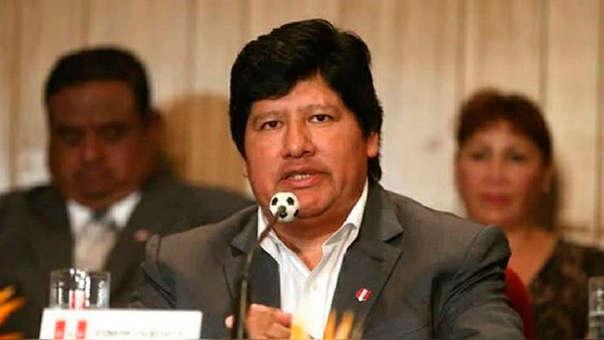 Fiscalía incluye a Edwin Oviedo en investigación de 'Los Cuellos Blancos del Puerto'