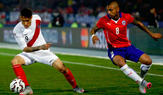 Perú vs Chile: Duelo se jugaría en Estados Unidos según FOX Sports