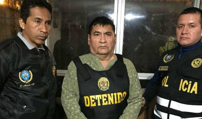 'Los Intocables Ediles': Alcalde de La Victoria y su hijo liderarían organización criminal