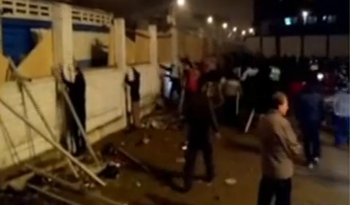 SJL: vecinos desatan violento enfrentamiento por posesión de terreno