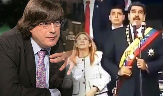 Jaime Bayly asegura que tenía conocimiento del atentado contra Nicolás Maduro