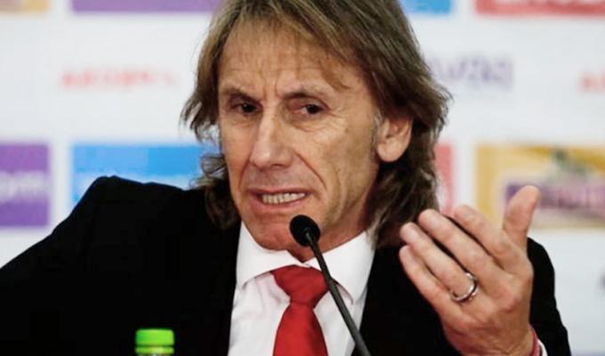 El 'Tigre' Gareca criticó falta de recursos en el fútbol peruano