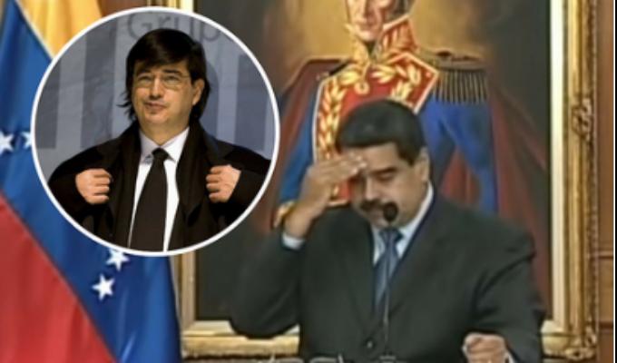 Maduro acusa a Bayly por mostrar prueba de atentado terrorista en su contra