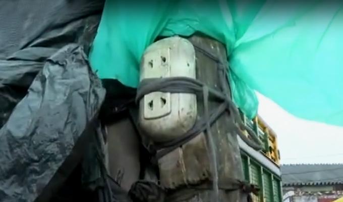 La Victoria: detectan robo de energía eléctrica de postes en Mercado de Frutas