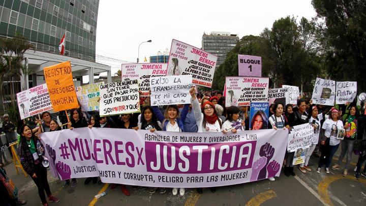 Ni una menos: este sábado marchan por ola de feminicidios