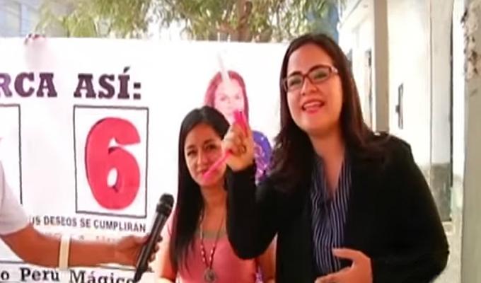 'Zoila Hurto', la candidata que revela cuánto sabemos de los postulantes al sillón municipal