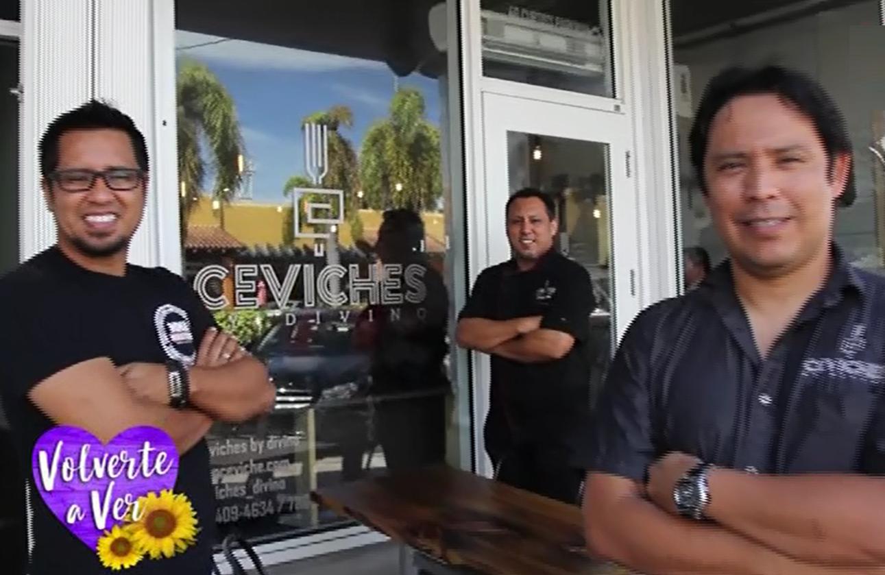 Divino Ceviche: los hermanos que lograron el sueño americano gracias a nuestra gastronomía