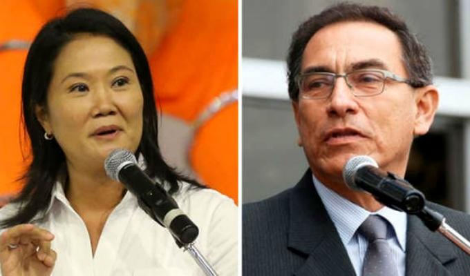"""César Campos: """"Encuentro entre presidente Vizcarra y Keiko Fujimori era importante y necesario"""""""