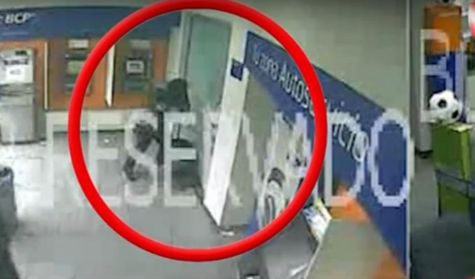 Breña: empleados habrían actuado en complicidad con ladrones en asalto a banco
