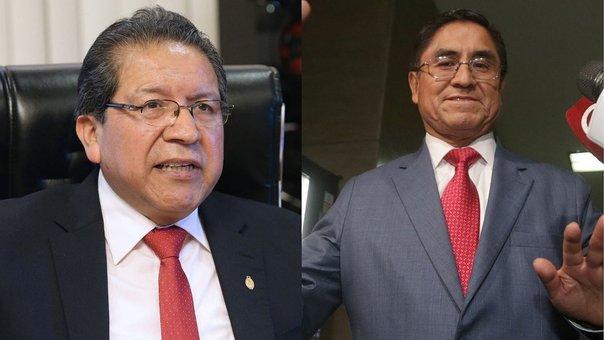 Pablo Sánchez presentó denuncia constitucional contra juez César Hinostroza