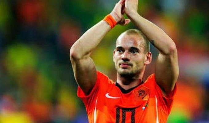 Amistoso ante Holanda: Wesley Sneijder se despedirá ante Perú