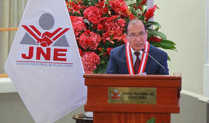 JNE exhorta a postulantes a la alcaldía de Lima a participar en debates