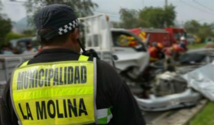 La Molina: accidente deja un ciudadano venezolano muerto