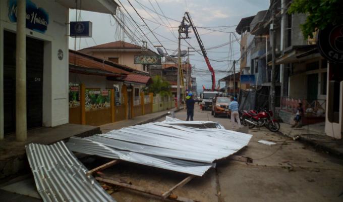 Tarapoto: estos son los desastres ocasionados por las intensas precipitaciones
