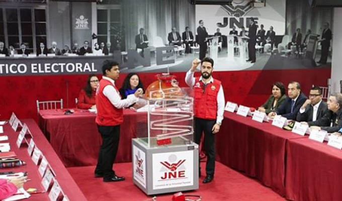 JNE definió detalles sobre debates de candidatos a la alcaldía de Lima