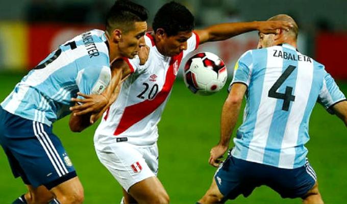 Selección Peruana podría jugar partido amistoso con Argentina