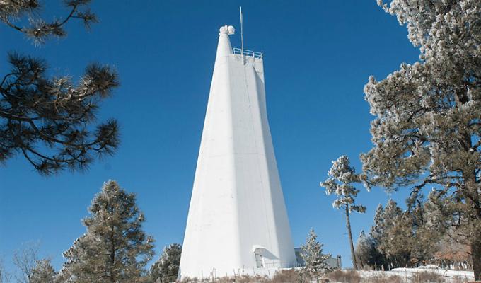 Misterio y conspiraciones: El FBI cerró misteriosamente un observatorio solar
