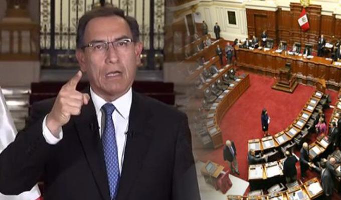 Reacciones en el Congreso tras pedido de Vizcarra para no desnaturalizar reformas