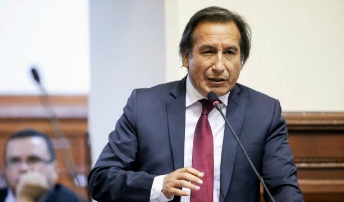 Congresista de Nuevo Perú, Mario Canzio, falleció este lunes