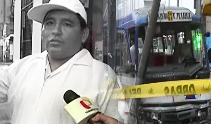 Cercado de Lima: cúster que acabó con la vida de vendedor de desayunos acumula 45 mil soles en multas